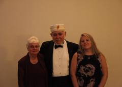 Gary & Wilma Cavanaugh and Valerie Aguila